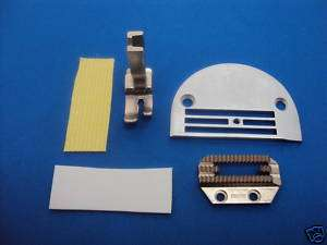 BROTHER, SINGER, JUKI INDUSTRIAL SEWING MACHINE PARTS FOR LEATHER PVC