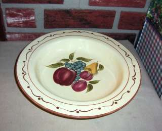 HOME  AROUND THE ORCHARD  FRUIT DESIGN SERVING BOWL