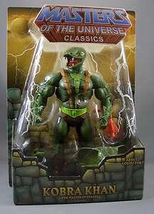 Masters Of The Universe Classics Kobra Khan MOTU by Mattel