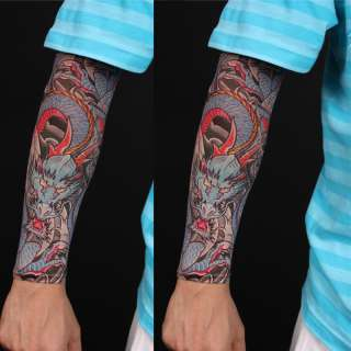 TATTOO SLEEVES STOCKINGS top shirt motorcycle bike A