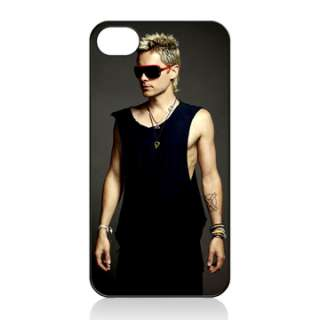 JARED LETO iphone 4 HARD COVER CASE 30 Seconds To Mars