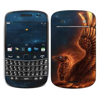 Stars and Fire cover skin for Blackberry Bold 9900
