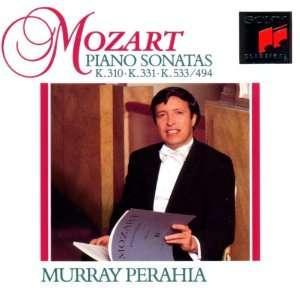 MOZART: SONATAS K.533, K.310, CD: Murray Perahia: Music