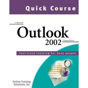 for Busy People (9781582780740): Online Training Solutions Inc.: Books