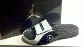 Slides Mens Black & White New in Box Sandals AIR 826220672953