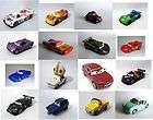 Disney Cars 2 Diecast cars HAMILTON CAMINO SHU TODOROKI MAX SCHNELL