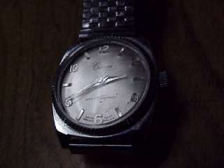 CRITERION SWISS MADE MOVEMENT VINTAGE MENS WRISTWATCH GREAT CONDITON