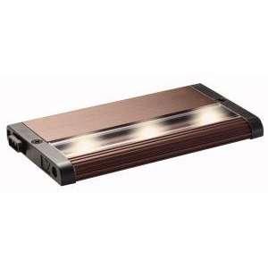 LED Light Emitting Diode Collection Brushed Bronze Finish 6 INCH LED
