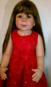 Keira Monika Levenig Girl Masterpiece Doll REBORN