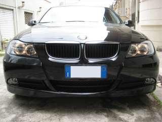 FARI ANTERIORI BMW SERIE 3 E90 E91 ANGEL EYES Copia ORIGINALE DEPO