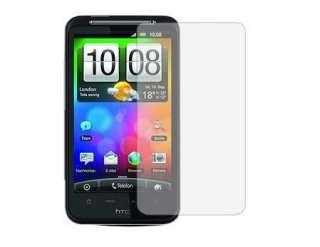 HTC Desire HD A9191 G10 Grip Hard TPU Gel Case Cover UK
