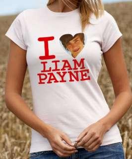 Love Liam Payne X Factor T shirt (TTC1189)