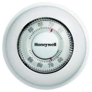 Honeywell Round Heat Only Thermostat 085267263672