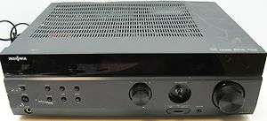 Insignia 500W 5.1Ch A/ V Home Theater Stereo Receiver, Fix or Parts