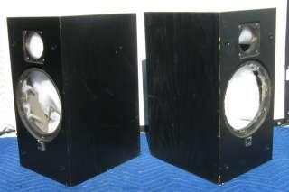 KEF P60 9 SPEAKER CABINETS