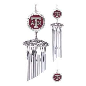 Texas A&M Aggies Windchime: Sports & Outdoors