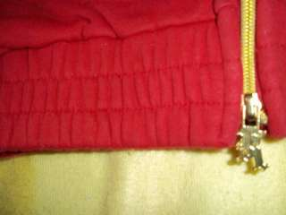 Pantaloni Tuta Karl Kani   rossi con a Monteverde / Gianicolo