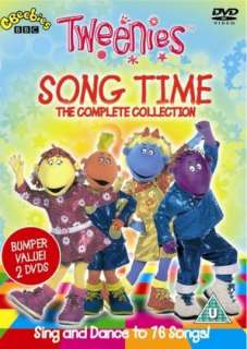 Tweenies   Song Time Complete Collection   DVD   New 5014503194529