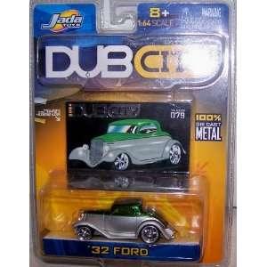 Jada Toys 1/64 Scale Diecast 2004 Dub City No#079 1932