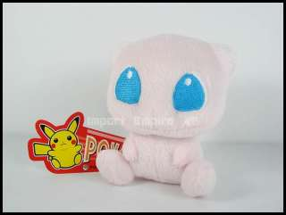 POKEMON MEW PELUCHE center plush mewtwo tag doll film