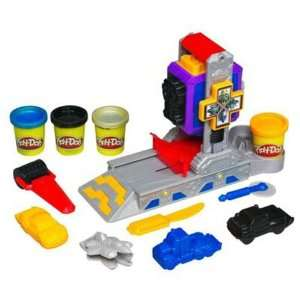 Play Doh Transformers Autobot Workshop : Toys & Games :