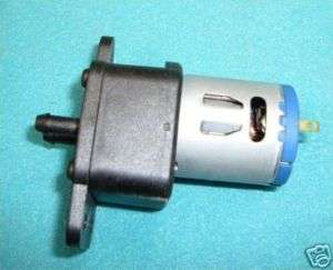 WATER PUMP Electric 6v 12v rc model boat Robbe p |
