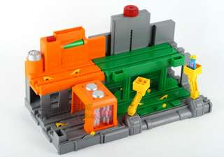 TOMY PLARAIL TRAIN SCENE REPAIR & MAINTENANCE STATION