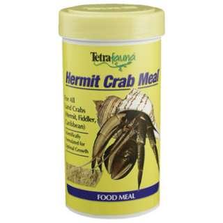 Home Bottom Feeder Food TetraFauna Hermit Crab Meal