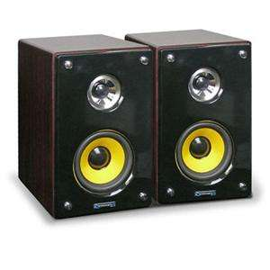 Technical Pro MRS83U 8in 2 Way Monitor Speaker System Picture 1