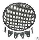 High Quality Metal Speaker Grill Cover Round 4 3/8 Diameter w
