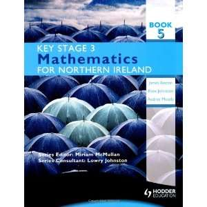 Key Stage 3 Mathematics for Northern Ireland Book 5. by