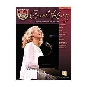 Carole King   Keyboard Play Along Volume 22   Book and CD