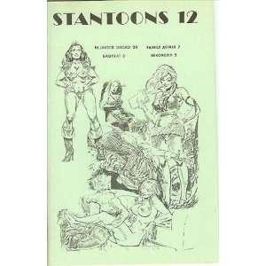 Stantoons, 12) Eric Stanton, Turk Winter, Marculeta Books