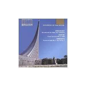 Movements for Piano & Orchestra: Igor Stravinsky, Bela