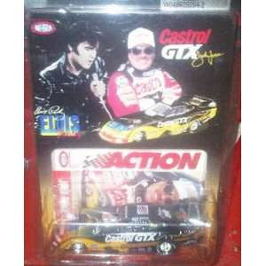 John Force Castrol GTX Elvis 1998 Ford Mustang Funny Car