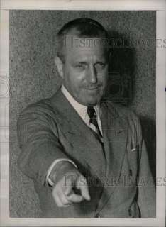 1939 Press Photo Lloyd Paul Stryker Mrs Beatrice York