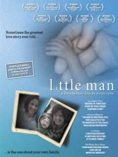 Little man is the story of how a micro preemie brought a family to its