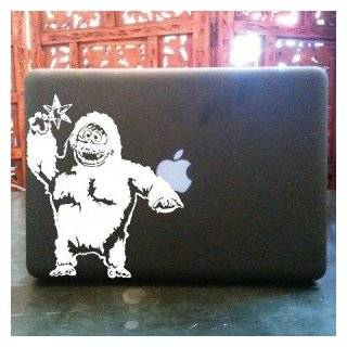 Rudolph Red Nosed Reindeer Abominable Snowman vinyl decal sticker by