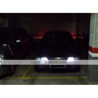 US$ 5.29   T10 80LM 9 x 5050 SMD LED Car Turning Signal White Light