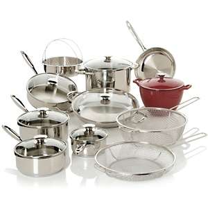 Wolfgang Puck Bistro Elite 27 piece Cooking and BBQ Set