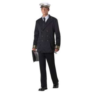 Retro Pilot Adult Costume, 802082
