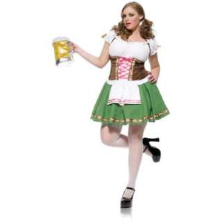 Home » Gretchen Adult Plus Costume