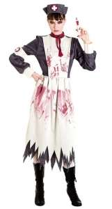 Ghost Stories Nurse Mercy Medium   Adult Costumes