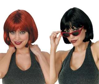 Short Bob Wig   Family Friendly Costumes