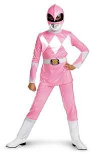 Pink Power Ranger Costume   Girls Costumes