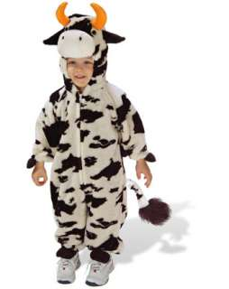 Lil Moo Cow   Kids Costume   Girls Animals Halloween Costumes
