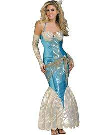 home adult costumes fairy tale mermaid adult costume