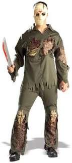 Jason Deluxe Adult Costume Std Sz (Adult Costume)