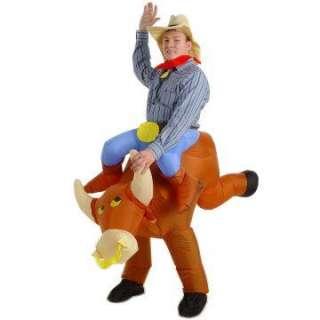 The Illusion Bull Rider Adult     1620729