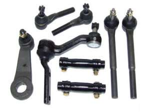 STEERING CONECTINGS TIE ROD ENDS PITMAN ARM IDLER ARM